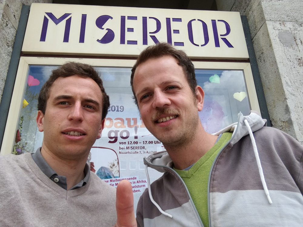 Meeting with Misereor